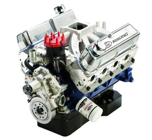 Ford Racing 374 Cubic Inch 540HP  Crate Engine w/Rear Sump M-6007-S374W