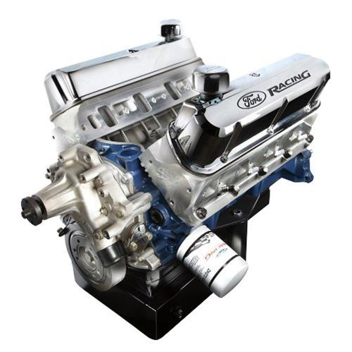 Ford Performance 363 Cubic Inch Boss Crate Engine  - Z2 Heads - Front Sump M-6007-Z2363FT