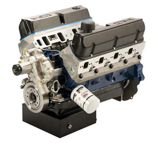 Ford Racing 363 Cubic Inch 500 HP  Boss Crate Engine  M-6007-Z363FT