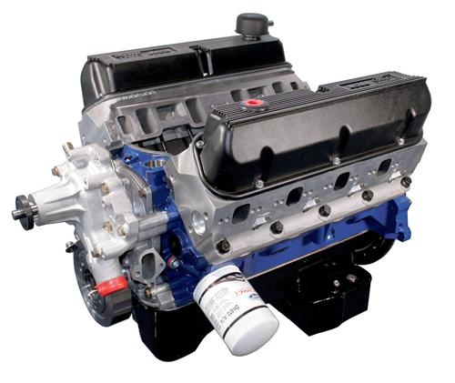 Ford Racing Mustang M-6007-Z363RT 363 Boss Crate Engine Assembly (79-95) M-6007-Z363RT