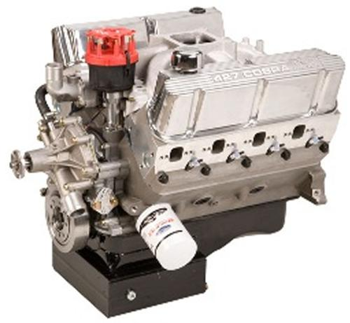 Ford Racing 427 Cubic Inch 600 Hp Aluminum Crate Engine M
