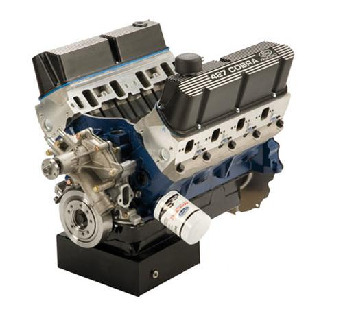 Ford Racing 427 Cubic Inch 535 HP Crate Engine M-6007-Z427FFT