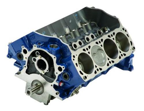 Ford Racing F-150 SVT Lightning 460ci Boss Short Block Assembly (93-95) M-6009-460