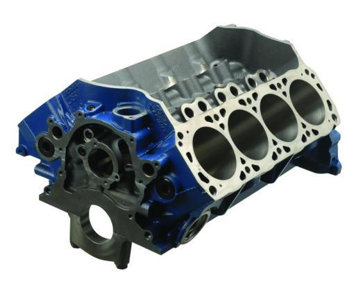 "BOSS 351 CYLINDER BLOCK 9.5"" DECK"