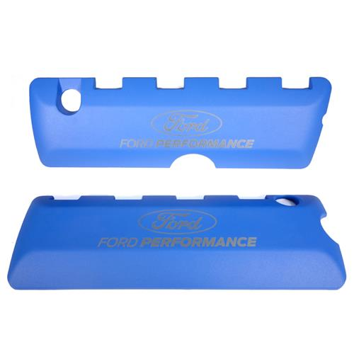 Ford Performance Mustang Coil Covers  - Blue (11-17) M-6067-50FP