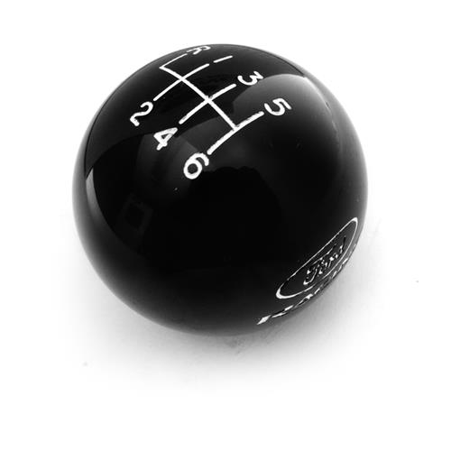 Ford Performance Mustang Shift Knob Black (15-16) M-7213-M8