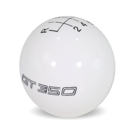 Ford Performance Mustang Gt350 Shift Knob White 15 18