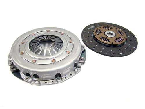 "Ford Racing  Mustang 10.5"" 10 Spline Heavy Duty Clutch Kit  (86-01) 4.6L/5.0L M-7560-A302N"