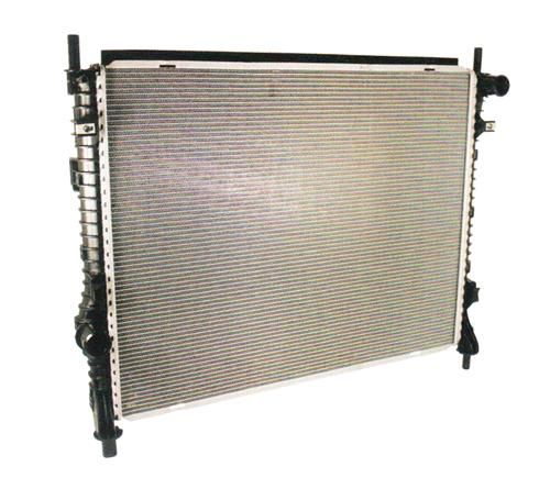 Ford Racing Mustang Performance Radiator (2015) GT M-8005-M8