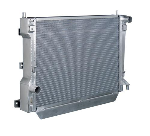 Ford Racing Mustang Aluminum Radiator (05-14) GT M-8005-MGT