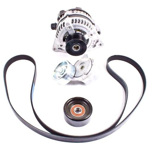 Ford Racing  Mustang Boss 302 Alternator Kit (11-14) 5.0L M-8600-M50BALT