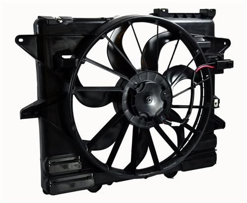 Ford Racing Mustang V8 Engine Cooling Fan Assembly Upgrade (05-14) M-8C607-MSVT