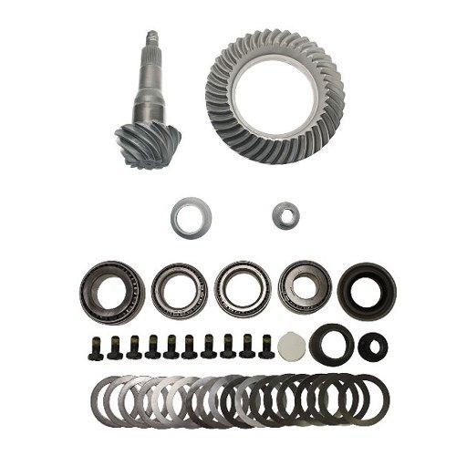 Ford Racing Mustang 3.73 Rear End Gears & Install Kit (2015) M-9000-88373A - Ford Racing Mustang 3.73 Rear End Gears & Install Kit (2015) M-9000-88373A