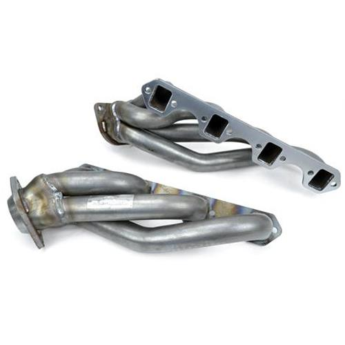 Ford Racing  Mustang Shorty Headers For GT40p Heads Stainless Steel  (79-93) 5.0L M-9430-P50