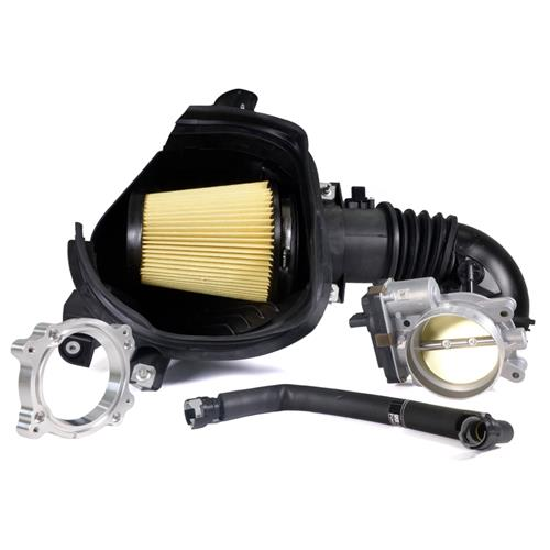 Ford Performance Mustang GT350 Cold Air Intake & Throttle Body Kit (15-17) GT M-9603-M50