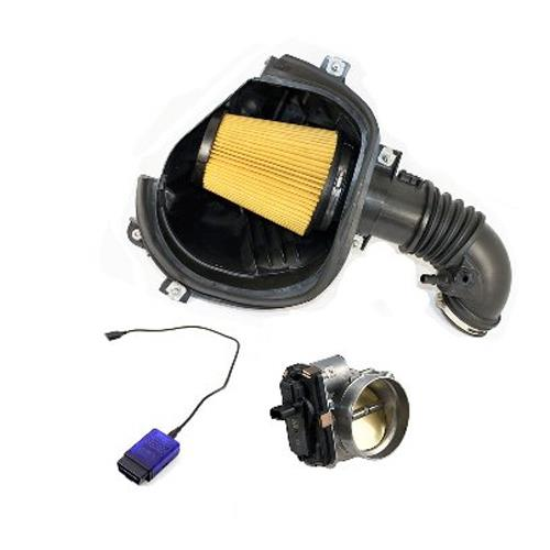 Ford Performance Mustang CAI & Calibration Power Pack 2 (15-17) GT M-9603-M8A