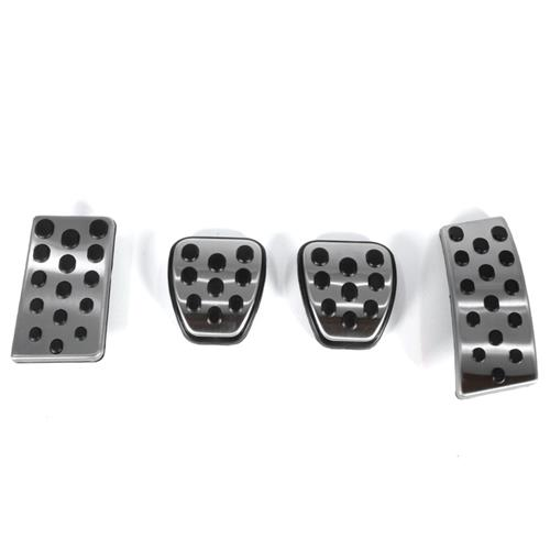 Ford Racing Mustang 4 Piece Bullitt/Mach 1 Pedal Kit (94-04) M-9729-K