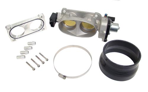 Ford Racing Mustang Throttle Body And Adapter Plate (05-10) GT500 M-9926MSVT-K
