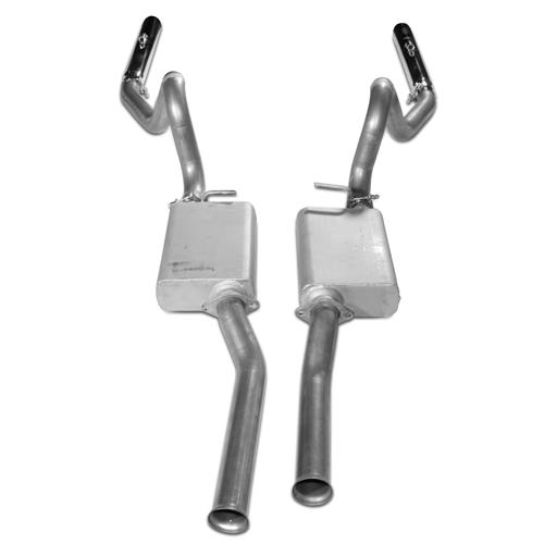 "MAC Mustang Catback Exhaust System w/ 3.5"" Tips (96-04) 4.6 TK9635"