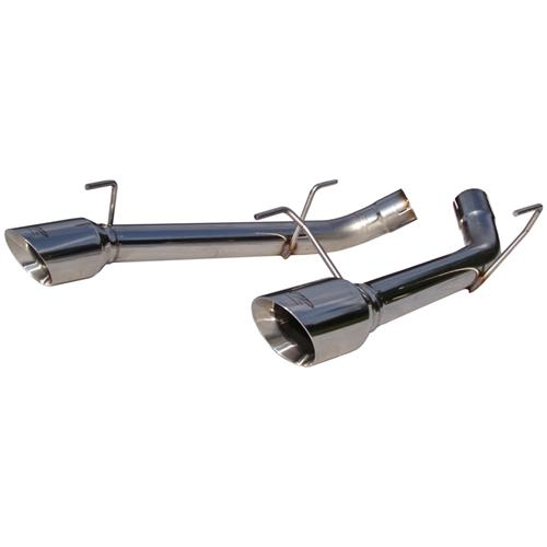 Mustang MBRP Pro Series Stainless Muffler Deletes (05-10)