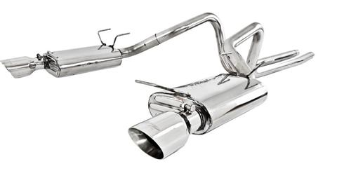 MBRP Mustang Polished V6 Cat Back Polished Stainless (11-14) GT 5.0 S7244409