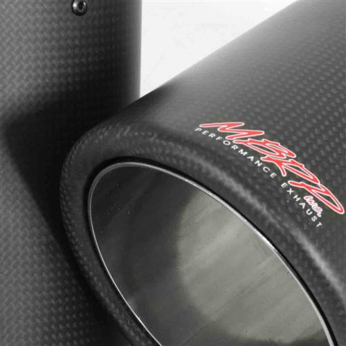 MBRP C/F EXHAUST TIP PAIR