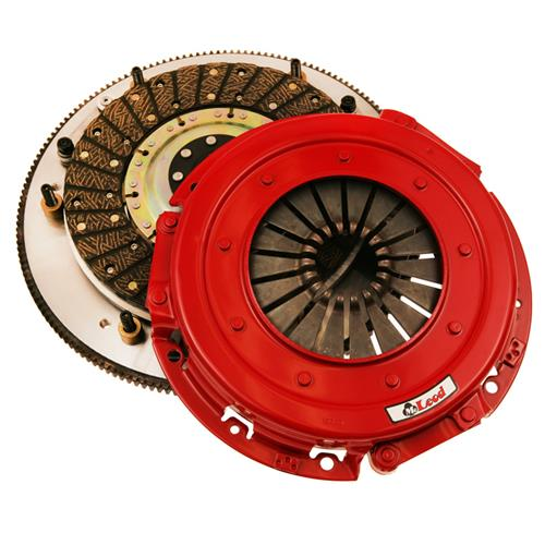 McLeod Mustang RXT Dual Disk Clutch Kit (07-09) GT500 691807