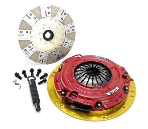 Mcleod Mustang RXT Twin Disk Clutch Kit (11-14) GT 5.0 693225