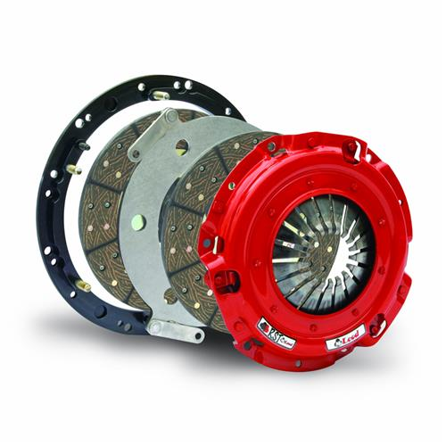 McLeod Mustang RXT 1200 Twin Disc Street Clutch (11-17) 5.0 6932-25HD