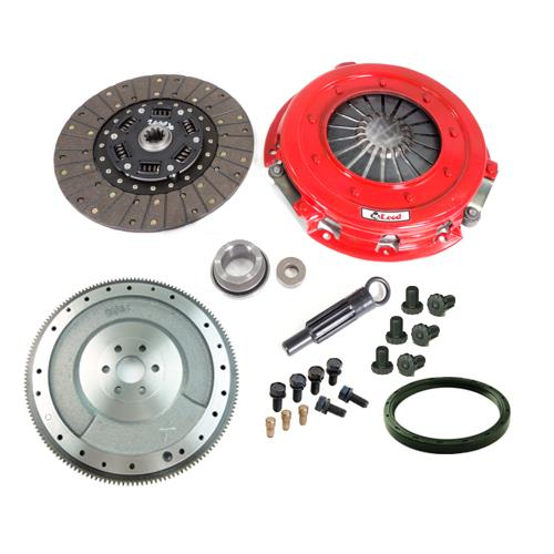 "McLeod Mustang Street Level Master Clutch Kit - 10.5"" - 10 Spline (82-93) 5.0"