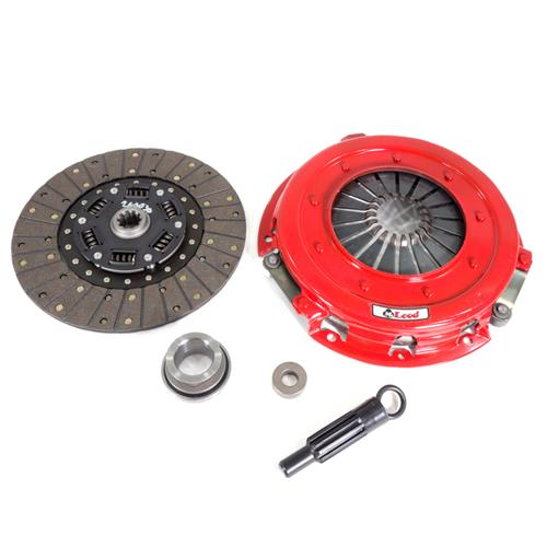 "McLeod Mustang Super Street Pro Clutch Kit - 10.5"" 10 Spline (86-01) 75205"