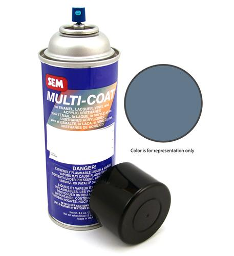 Mustang Crystal Blue Lacquer Interior Paint (90-92)