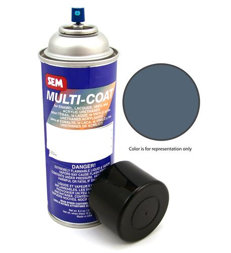 Mustang Regatta Blue Lacquer Interior Paint (85-89)