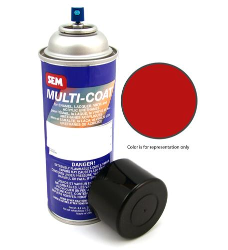 Mustang Bright Red Lacquer Interior Paint (94-95)