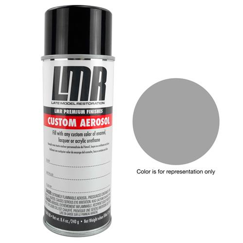 Mustang Lacquer Interior Paint - Medium Gray Metallic  (03-04)