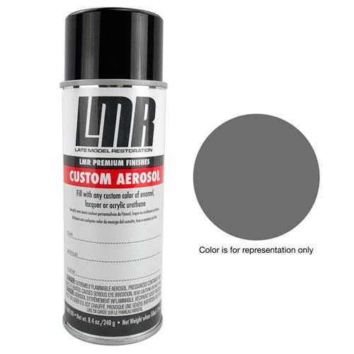 Mustang Smoke Gray Vinyl Interior Paint (87-89) - Mustang Smoke Gray Vinyl Interior Paint (87-89)