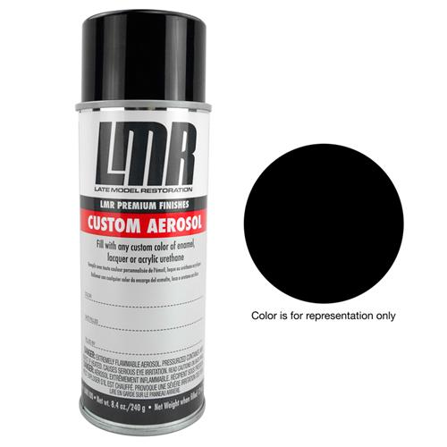 Mustang Black Vinyl Interior Paint (94-98)