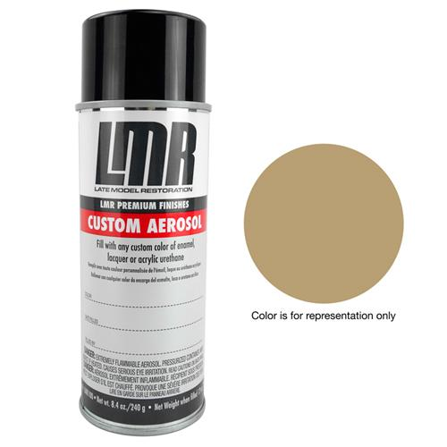 Mustang Saddle Tan Vinyl Interior Paint (94-98)