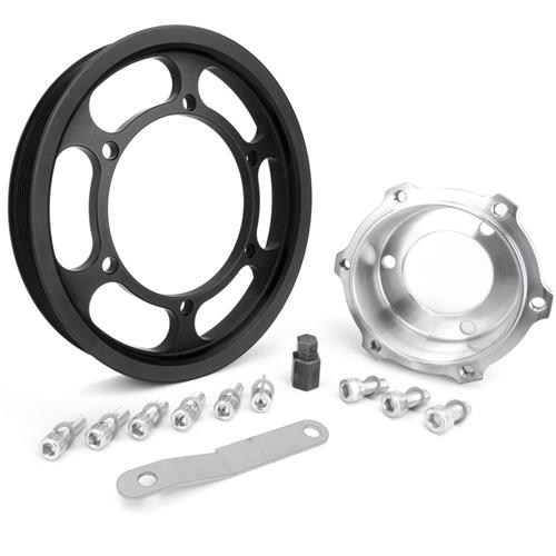 Metco F-150 SVT Lightning Crank Pulley Kit w/ 4lb Ring (99-04)