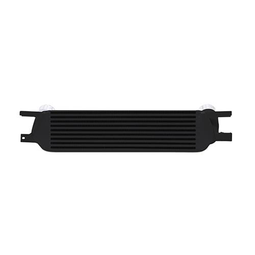 2015-2016 Mustang Mishimoto Black Intercooler Kit W/ Black Pipes