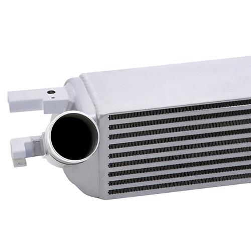 Mishimoto Mustang Front Mount Intercooler Silver (15-16) MMINT-MUS4-15