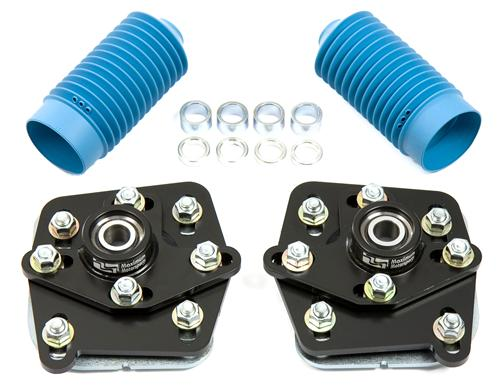 Maximum Motorsports  Mustang Caster Camber Plates With Bilstein Struts (94-04) Cobra MMCC0304