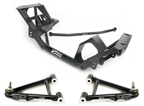 Maximum Motorsports  Mustang Tubular K-Member & Control Arm Kit (79-93) 4.6L/5.0L Coyote/LSX MMKM2-KIT