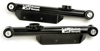 1979-98 Mustang Maximum Motosports Extreme Duty Non-Adjustable Rear Lower Control Arm w/ Spring Perch & Sway Bar Mount