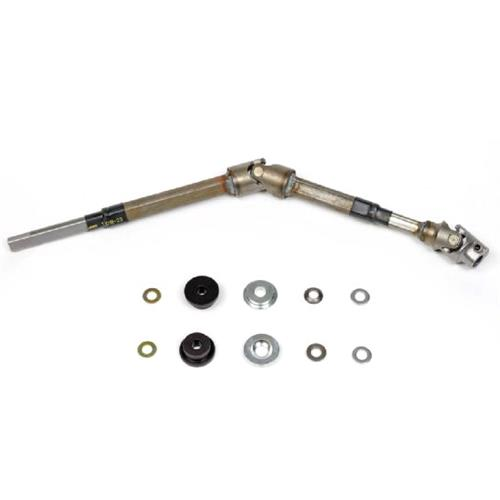 Maximum Motorsports  Mustang Steering Shaft Assembly for Power Steering Rack (94-04) MMST-14