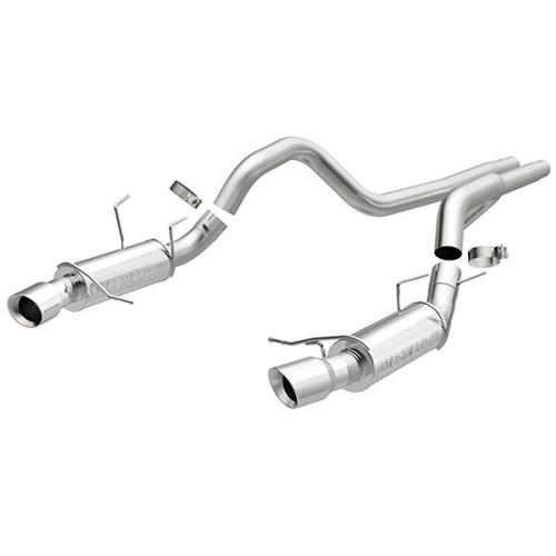 2013-14 Mustang GT Magnaflow Competition Series Catback w/ 4'' tips