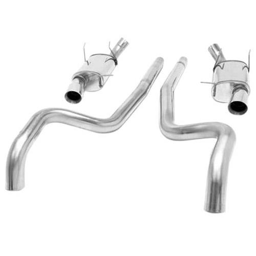 "Magnaflow Mustang 3"" Street Cat Back Exhaust System (11-14) GT 5.0L 15589"