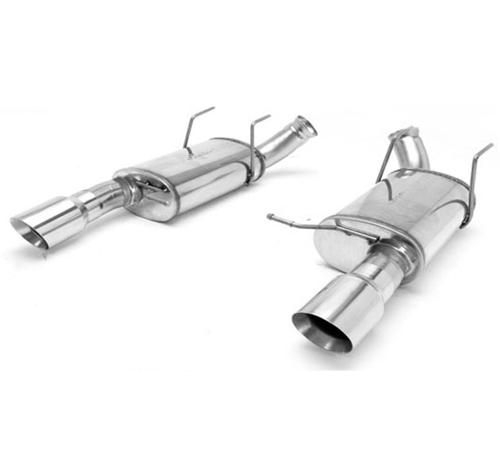 "Magnaflow Mustang Street Axle Back Exhaust System - 2.5""  (11-14) V6 3.7L 15595"