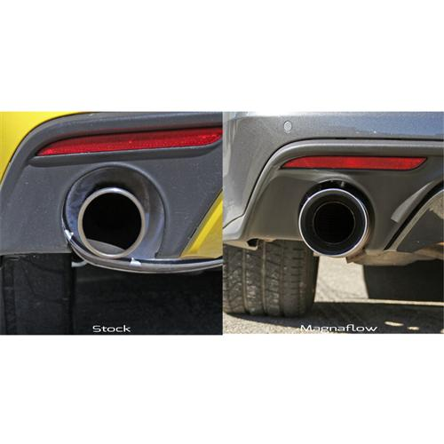 Magnaflow Mustang Street Cat Back Exhaust Kit (2015) Ecoboost 2.3 19097