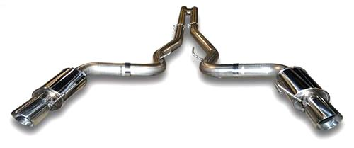 MRT Mustang Catback Exhaust w/ H-Pipe (2015) GT 5.0